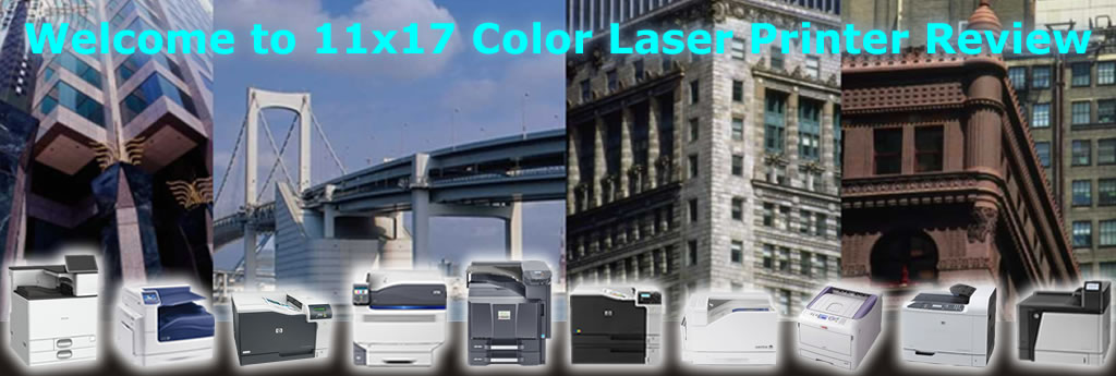 Welcome to 11x17 Color Laser Printer Review